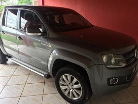 AMAROK HIGHLINE/CD 2011/2012 TDI 4MOTION 2.0 DIESEL MANUAL DE 6 MARCHAS (BITURBO)