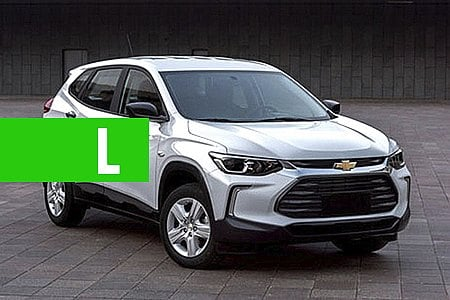 VAZAM FOTOS DO NOVO CHEVROLET TRACKER NA INTERNET