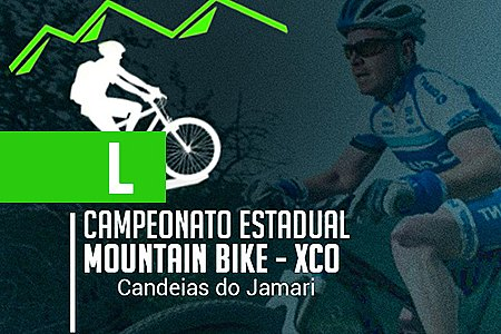 CANDEIAS DO JAMARI RECEBE CAMPEONATO ESTADUAL DE MOUNTAIN BIKE XCO NO DOMINGO (18)